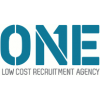 ONE - Low Cost Recruitment Agency